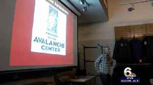 Avalanche awareness class teaches safety [Video]