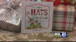 Local Talent write and illustrate Christmas book [Video]