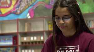 Ysleta Middle School Student Honored [Video]
