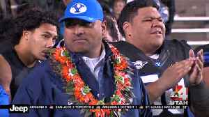 BYU prepares for Wyoming [Video]