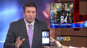 Steelers not happy with Facebook live [Video]