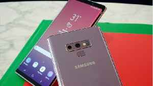 How Get Your Hands On The New Samsung Galaxy Note 9 [Video]