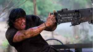 Sylvester Stallone Starts Training For Rambo 5 [Video]