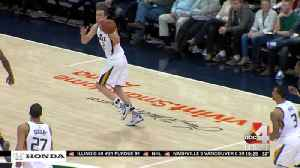 Jazz win 6th straight as George Hill scores 30 [Video]