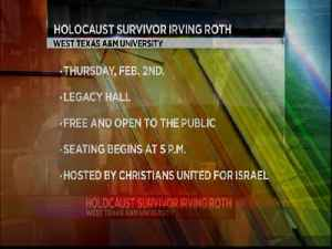 Holocaust Survivor Irving Roth [Video]