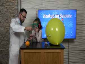 Hooked On Science Web Extra [Video]