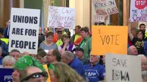 Collective Bargaining Battle [Video]
