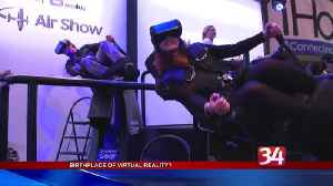 Vestal native working on forefront of VR industry [Video]