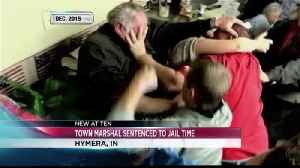 Indiana Town Marshall Pleads Guilty in Town Council Brawl [Video]