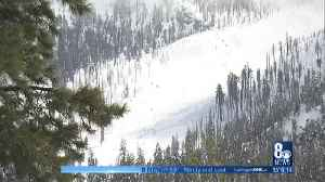 Crews warn avalanche danger around Kyle Canyon remains high [Video]