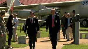 Rep. Johnson and Rep. Abraham visit Barksdale AFB [Video]