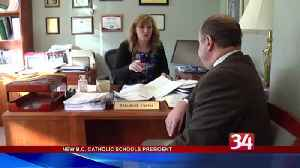 Catholic Schools of Broome County announces new president [Video]