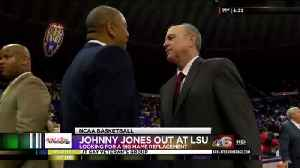 Johnny Jones out [Video]