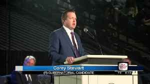 Republican candidates for Virginia governor speak at Liberty [Video]