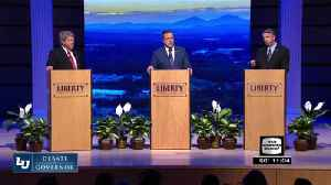 GOP Gubernatorial Candidates duke it out on stage [Video]