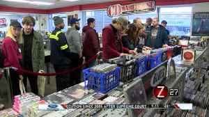 Records Store Day in the Ozarks [Video]