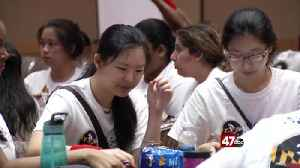 UMES School of Pharmacy students host opioid education-infor [Video]