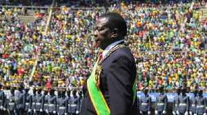 Emmerson Mnangagwa Sworn In As President Of Zimbabwe [Video]
