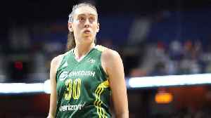 Seattle Storm Forward Breanna Stewart Named WNBA MVP [Video]