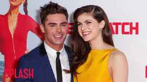 If Alexandra Daddario and Zac Efron Are an Item, Here's What She's Like to Date [Video]