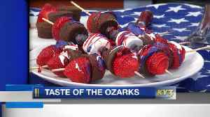 Taste of the Ozarks recipe for Dessert skewers [Video]