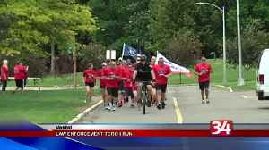 Local law enforcement raises money for Special Olympics [Video]