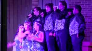 Veterans at Jacobetti home treated to USO-style show [Video]
