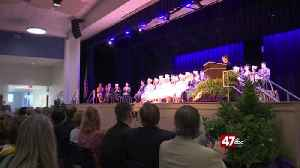 Sussex Academy holds commencement for first-ever senior clas [Video]