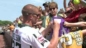 Nelson carries on Packers softball tradition [Video]