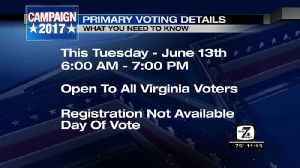 Candidates prep for Tuesday Primaries [Video]