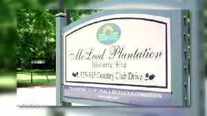 McLeod Plantation Welcomes History and Poetry [Video]