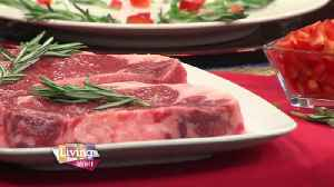 Chef Mark: Ribeye with Bacon Relish Part 1 [Video]