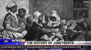 The history of Juneteenth [Video]