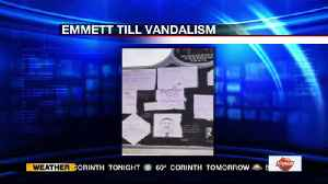 Emmett Till Sign Vandalized Yet Again [Video]