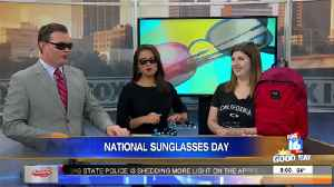 National Sunglasses Day [Video]