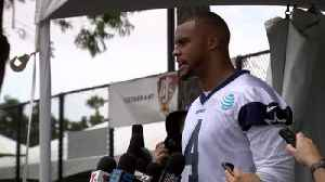 Dak Prescott expects more in 2017 [Video]