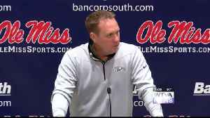 Hugh Freeze speaks out [Video]