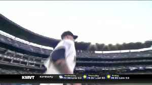 M's Paxton and Diaz gain national honors [Video]