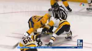 NHL faceoffs key small important aspect of winning [Video]