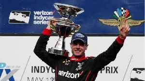 Will Power: I'm Still In IndyCar Title Hunt [Video]