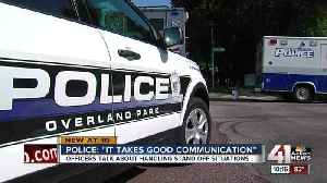 Overland Park police standoff ends peacefully with subject in custody [Video]