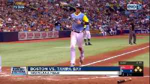 Blake Snell helps Tampa Bay Rays win 8th straight game and hand Boston Red Sox 1st sweep of season [Video]
