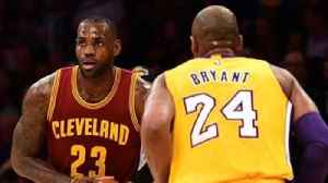 Skip Bayless believes Kobe Bryant fans will never embrace LeBron James [Video]