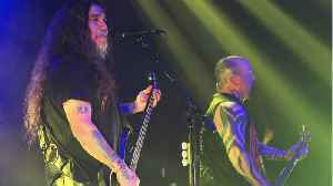 Slayer Is Extending Its Final World Tour Into 2019 [Video]