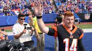 Andy Dalton Gets Praised By Buffalo Bills Fans For Saving Them From Being Eliminated [Video]