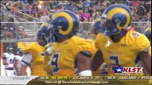 Angelo St. football drops LSC opener 09/16/17 [Video]