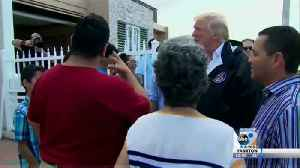 President Trump Visits Puerto Rico [Video]
