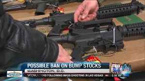Possible Ban of Bump Stocks [Video]