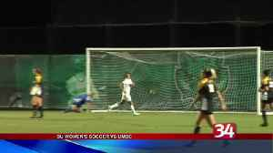 Bearcats pick up home win over Retrievers 3-0 [Video]