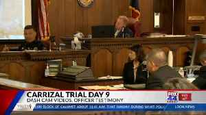 CARRIZAL TRIAL DAY NINE 9 PM [Video]